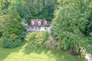 Partially Wooded Lot