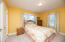 The third main level bed room measuring 13x11!