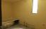 Jetted tub in upper level, master bathroom w/ new ceramic tile.
