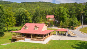 Property for sale at 570 Steer Creek Rd Rd, Tellico Plains,  Tennessee 37385