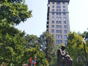 """High rise on the park! The Holston is Knoxville's """"Upper East Side."""""""