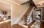 Main Stairwell (2nd Service Stairwell in Kitchen)