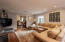 Living Room layout offers versatile furniture placement