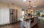 Custom cabinetry / under-counter microwave