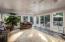 Sunroom with Patio and Backyard access