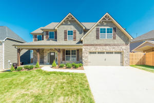1828 Pierceson Point Lane, Lot 26, Knoxville, TN 37932