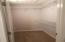 Bdrm 3 walkin closet