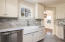 Great New Kitchen with Farm Sink & New Stainless Appliances