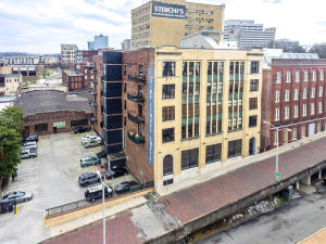 Welcome Home! Fire Street Lofts at 220 W. Jackson Ave #407