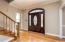 Graceful Entry Hall