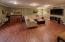 Huge basement area for plenty of entertaining room!