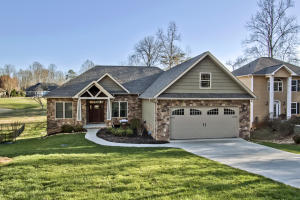 Welcome Home! Tellico Village Golf Front Lifestyle.