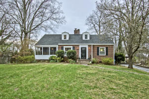Beautiful Cape Cod Style Home is Very Attractive Area
