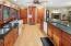 Counter space, Storage and Efficiency hallmark this Kitchen!