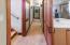 Hallway Bath for Bedroom 1 & 2