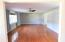 LR with hardwood flooring