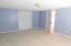 Upper level bedroom #3 w/walk-in closet