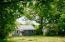 Deep fenced back yard; New metal roof