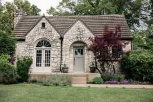 Beautiful stone cottage! Established neighborhood, mature trees, shrubs, & flowers