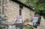 Deck - Beautiful, low-maintenance stone exterior
