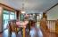 Open Floor Plan with Hardwood Floors