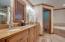 Spa-Like Master Bath w/ Quartz Countertops
