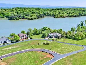Lot location on Lake