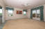 ALL WINDOW TREATMENTS REMAIN- TREY CEILINGS WITH ACCENT LIGHTING ABOVE MOULDING
