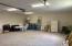 Garage has SPACIOUS interior