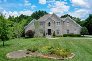 Stunning all brick 2 story home in River Run subdivision with community picnic pavilion and launch area.