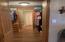 Large walk-in/thru master closet