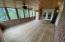 Lower level screened in deck