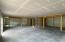 Huge unfinished basement with 9 foot ceilings!