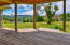 Lake views from the side deck w/ propane hook-up for your grill or outdoor fireplace