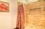 Tiled shower in the 3rd full bathroom