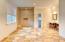Master Bath w/ tiled shower & rain shower head