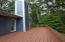 Deck is freshly stained