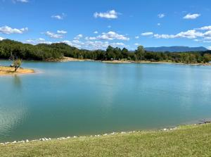 Lake & Mountain Views