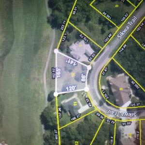 165 Feet Golf Course Front Lot on the #10 Fairway in Kahite (Tellico Village)