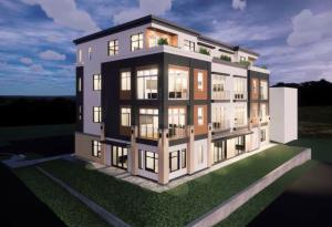 Laurel Vista Exterior - night