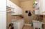 Main level laundry room/mud room