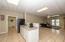 Basement kitchenette area/bonus area