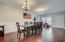 Make many memories in a huge dining space
