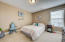 large guest rooms make for good space for kids or home office