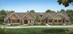 Elevation A Cottages