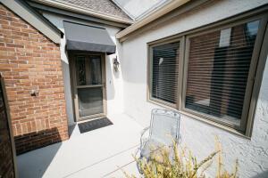 Front Door/patio
