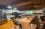 Kitchen featuring wood ceilings,