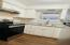 Granite counter tops, laminate flooring and newer stainless appliances
