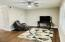 More updates! Nice and open with laminate flooring and upgraded ceiling fans