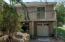 Rear entry garage adjoins huge unfinished basement